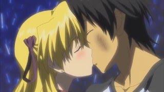 SEXY ANIME KISSING PART VI (6)