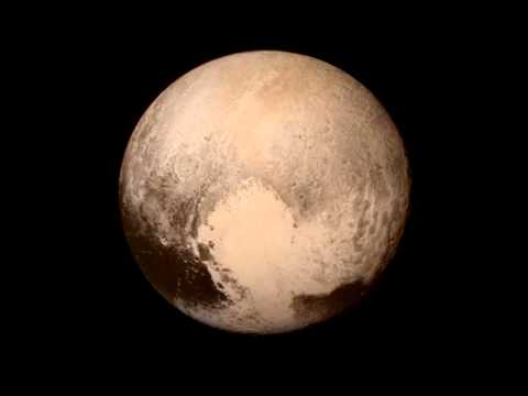 New Horisons Плутон 14.07.2015