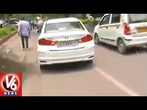 INX Media case: Chidambaram's Interim Protection From Arrest Extended Till Aug 1st | V6 News