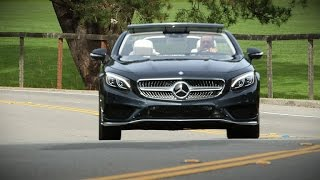 Unapologetic as hell: Mercedes Benz S550 Cabriolet (CNET On Cars, Episode 102)