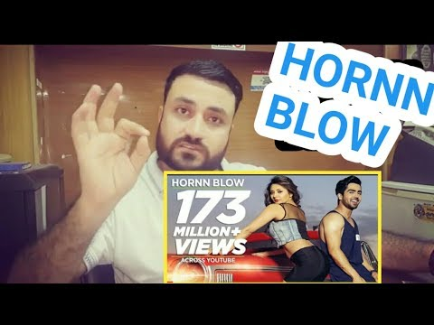 Pakistani Reacts On | Hardy Sandhu: HORNN BLOW Video Song | Jaani | B Praak | New Song 2016 thumbnail