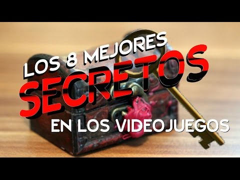 Entretenimiento-LOS 8 MEJORES SECRETOS EN LOS VIDEOJUEGOS | PARTE 2