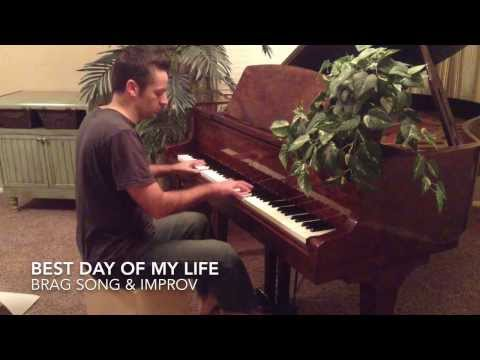 Best Day Of My Life - Free Piano Sheet Music - American Authors video