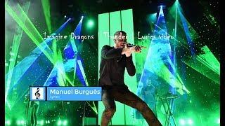 Download Lagu Imagine Dragons - Thunder | Lyrics video Gratis STAFABAND
