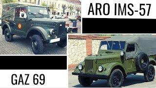 După ce mașini a fost copiat ARO? Priviți!