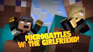 Minecraft Girlfriend | Micro Battles w/ Breann! | DON'T HIDE! (Minecraft Girlfriend VS Boyfriend)