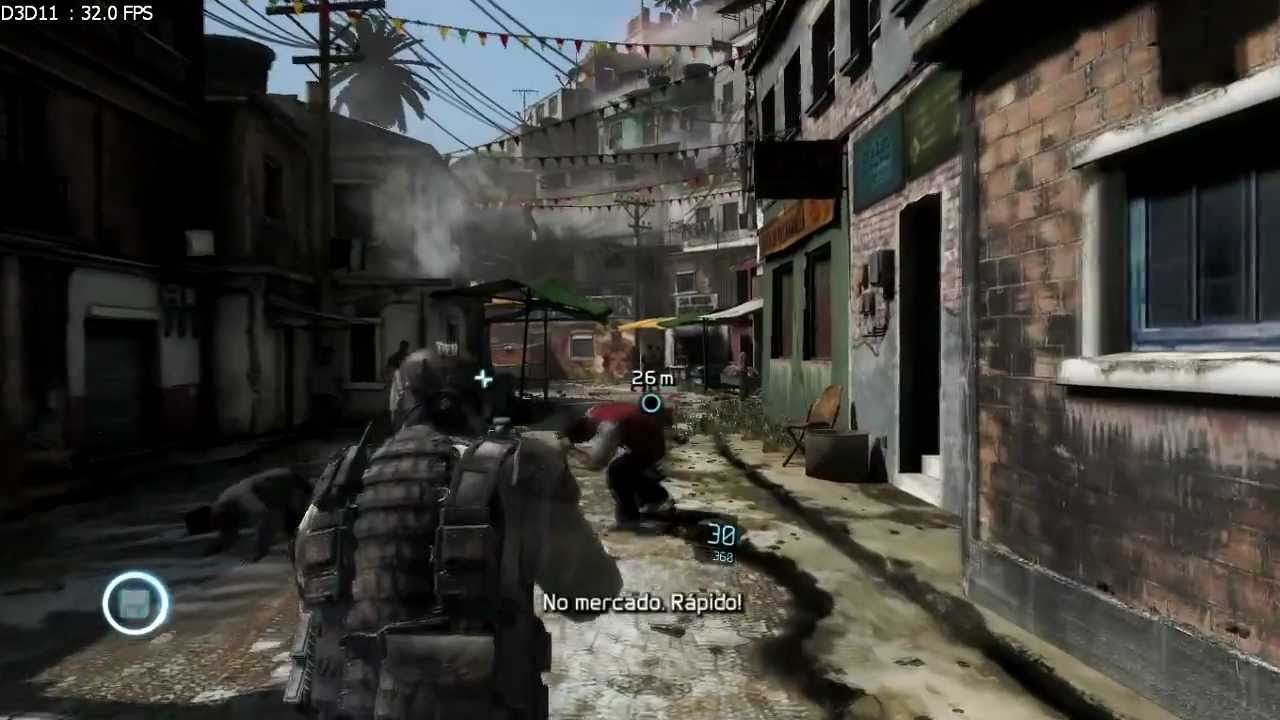 Tom Clancy's Ghost Recon: Future Soldier (PC) Gameplay on ...