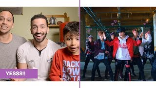 BTS (?????) 'NOT TODAY' MV REACTION (BTS REACTION)