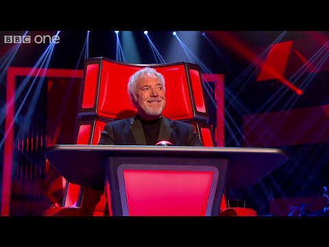 Liss Jones performs 'Dark Horse' - The Voice UK 2015: Blind Auditions 3 - BBC One