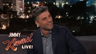 Oscar Isaac on Becoming an Internet Sensation