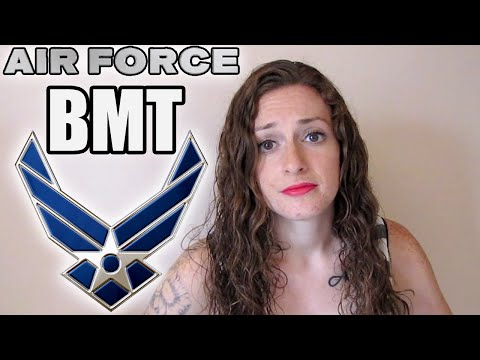 Air Force Bmt Rundown video