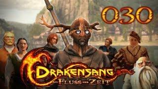 Let's Play Drakensang: Am Fluss der Zeit #030 - Sumpfranzen-Maskottchen [720p] [deutsch]