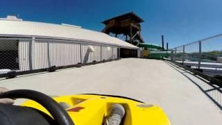 Multi Level Go Karts at ZDT's Amusement Park