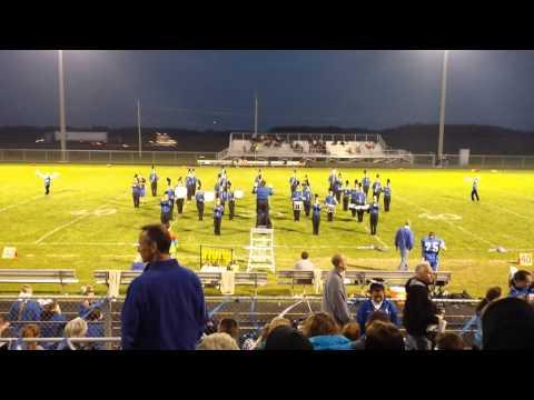 Eastern Hancock High School Marching Band(3)