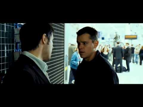 The Bourne Ultimatum trailer 2007
