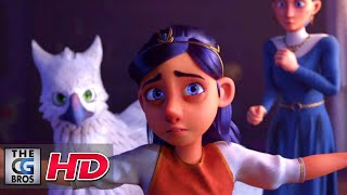 """CGI 3D Animated Short: """"Butera"""" - by Team 