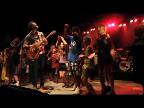 Michael Franti, FrantiV: Bend, OR (08.05.10)
