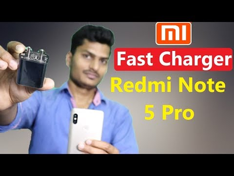 Xiaomi Mi Qualcomm Quick Charge 3.0 Fast/Quick Charger For Redmi Note 5 Pro Unboxing & Review