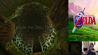 Playing The Legend of Zelda Ocarina of Time 3D using Citra