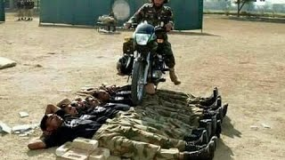 SSG Comandos Pakistan Army training Must see