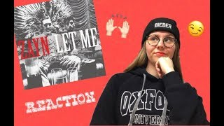 Download Lagu ZAYN - LET ME MUSIC VIDEO (REACTION) Gratis STAFABAND