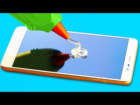 25 GLUE GUN HACKS YOU HAVE TO TRY   5-Minute Crafts