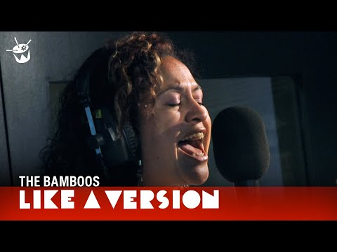 Thumbnail of video Like A Version: The Bamboos - Lost (Frank Ocean cover)