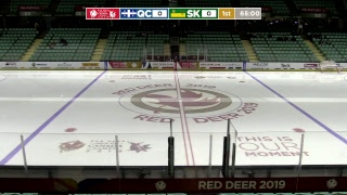 2019 CWG Men's Hockey Game 34 QC vs SK