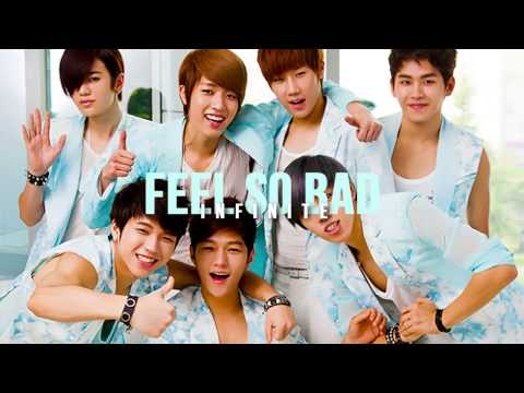 Infinite - Feel So Bad   DLInfinite Feel So Bad