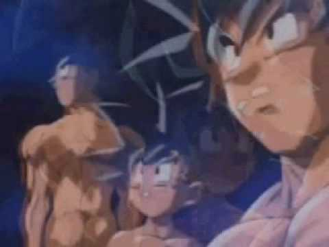 DBZ AF- Goku super saiyan 5 transformation