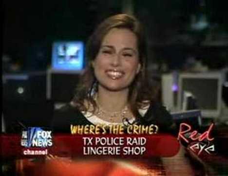 RED EYE On FOX NEWS - 5/24/2007