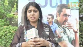 Sathura Adi 3500 Movie Team Interview
