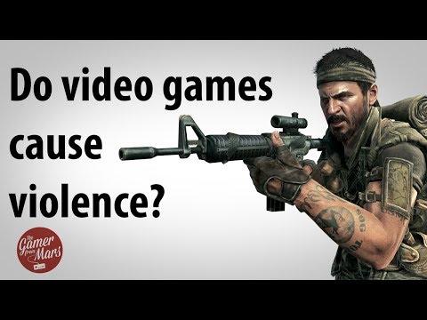 do video games cause bad behaviour in children