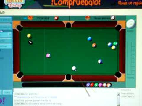 COKO the best pool player in yahoo games