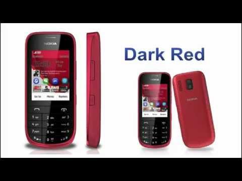 Nokia Asha 203 видео клипове