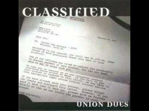 Classified - Average Mc