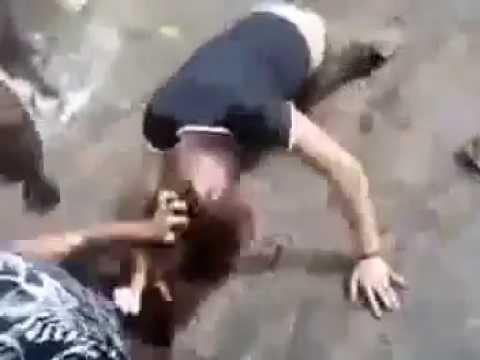 Girls Street Fighting..........