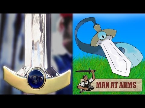 Pokémon Honedge - MAN AT ARMS