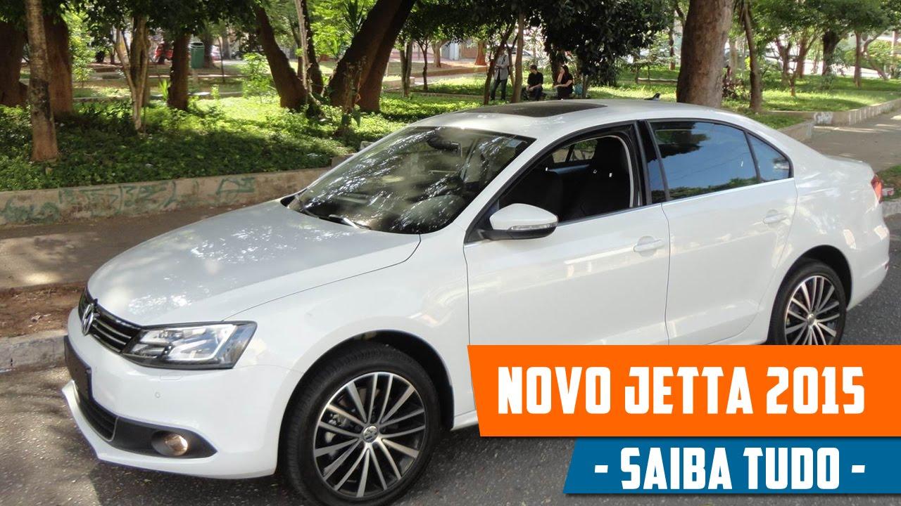 Novo Jetta 2015 - Preço, Ficha Técnica, Consumo, Avaliação, interior - YouTube