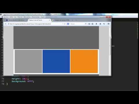 Curso HTML desde cero. Maquetando un sitio web con etiquetas HTML5 y CSS3.