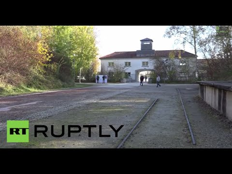 Germany: 'Arbeit macht frei' sign stolen from Dachau Nazi concentration camp