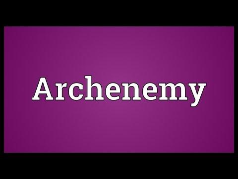 Header of archenemy