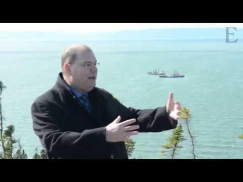 Mario Beaulieu, président du Bloc québécois, s'oppose au projet Énergie-Est de Transcanada