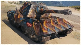 E 100 • German Death Machine • WoT Gameplay