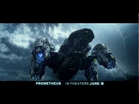 Prometheus Featurette - Space Ship