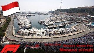 Formule 1 - Grand Prix de Monaco à Monte-Carlo le 27 mai 2018