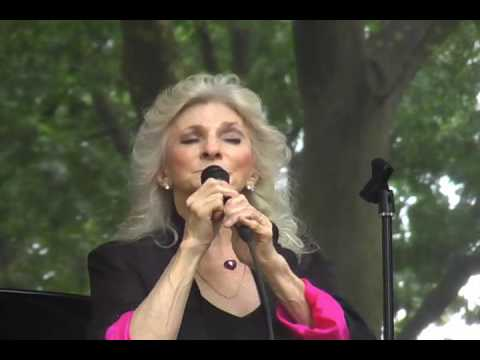 Judy Collins at Governors Island Barbara Allen