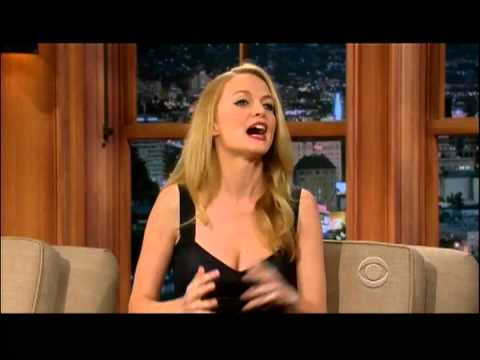 Craig Ferguson 9/12/12D Late Late Show Heather Graham XD