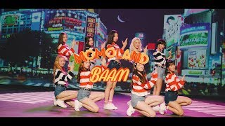 MOMOLAND「BAAM -Japanese ver.-」Dance Video