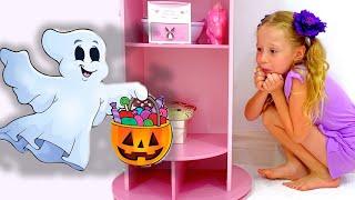 Download lagu Nastya and mysterious adventures on Halloween